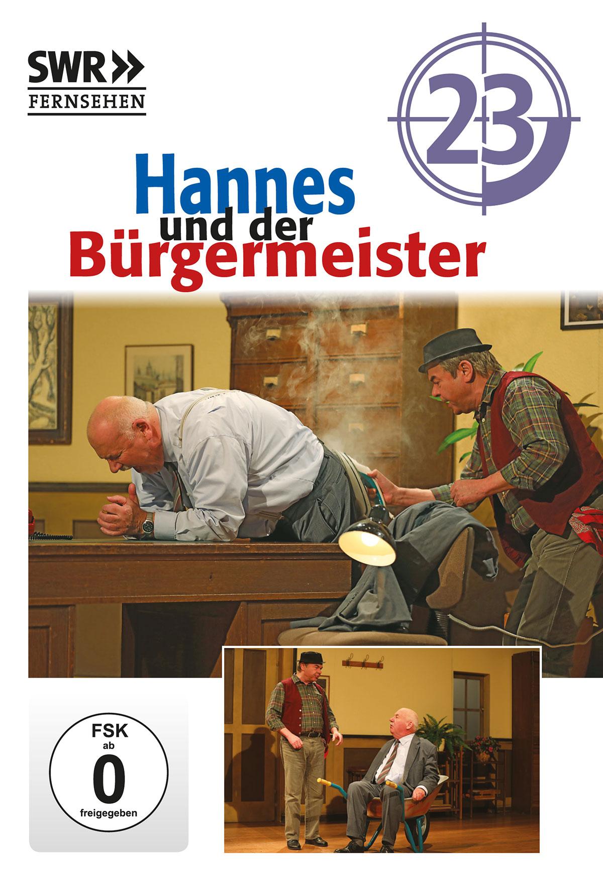 Hannes und der Bürgermeister - DVD 23 (Die Folgen von 2019)